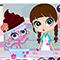 Онлайн игра для девочек Маленький Зоомагазин Мастер Сладостей