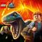 Лего динозавры серии LEGO Jurassic World 2018 года