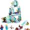 Видеообзор - игрушка ледяной замок Лего Холодное сердце