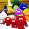 Супер Герои, мягкие игрушки фрукты и овощи из Биллы, новая серия!