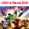Новинки LEGO 2018 год по мотивам киновселенной Marvel и Disney