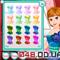 Обзор онлайн игр Холодное сердце Одевалки + играть онлайн