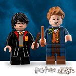 Harry Potter and Fantastic beasts