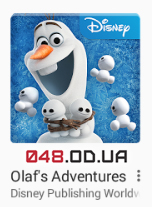 Игра на Android Olaf's advantures