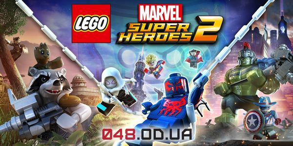 наборы LEGO Marvel Super Heroes