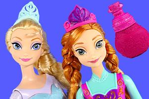Кукла Анна Mattel (Frozen, Холодное сердце)