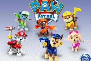 Игрушки для детей - Щенячий патруль (Paw Patrol)