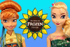 Игрушки-кулы Disney Холодное сердце