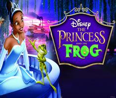 Игрушки, куклы из мультфильма Принцесса и лягушка