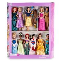 Коллекционный набор 11 кукол принцесс Диснея