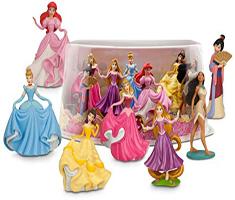 Наборы фигурок принцессы Диснея