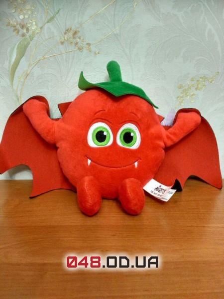 Помидор дракула летучая мышь мягкая игрушка серии вредители The Misfits