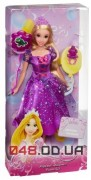 Игровой набор Mattel кукла принцесса Рапунцель