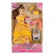 Кукла принцесса Дисней Белль с королевским питомцем (выпуск 2015 г.)