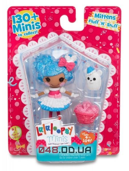 Кукла Mini Lalaloopsy Lalabration Снежинка с аксессуарами 536277