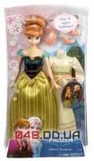 Кукла Анна Mattel Холодное сердце день коронации (Frozen Coronation Day Anna Doll) с одеждой