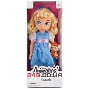 Кукла-аниматор Дисней принцесса Золушка с питомцем, 40см