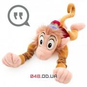 Мягкая игрушка Дисней обезьяна Алладина Абу издает звуки