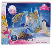 Игровой набор Mattel Сказочная спальня Золушки CDC47