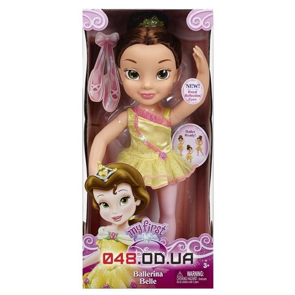 Кукла-малышка принцесса Дисней Белль балерина Jakks pasific в детстве