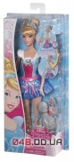Игровой набор кукла Дисней Золушка меняет цвет корсета для игр в ванной