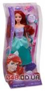 Кукла принцесса Ариэль Mattel (Модные прически, Snap'nStyle)с аксессуарами