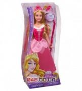 Кукла принцесса Дисней Аврора Mattel Сказочные украшения (Модные прически)