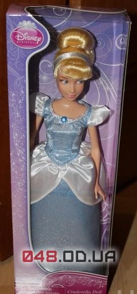 Кукла принцесса Disney Золушка (Cinderella) классическая не шарнирная