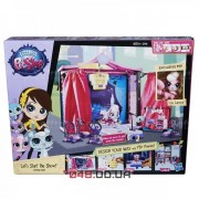 Игровой набор Littlest pet shop подиум для показа мод A7942