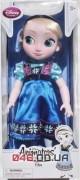 Кукла Дисней аниматор Эльза в детстве, 40 см (коллекция 2017 год)