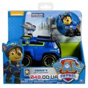 Игровой набор гонщик Чейз и шпионский грузовик Spin master Щенячий патруль (Paw Patrol, Spy Truck with Chase)