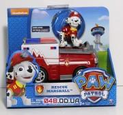 Игровой набор щенок Маршалл и пожарная машина Spin master (Paw Patrol Marshall's Ambulance)