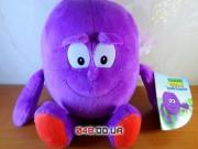 Коллекция 2017 год! Фрукт Слива, Fanni Plum, мягкая игрушка Goodness Gang (коллекция 3)