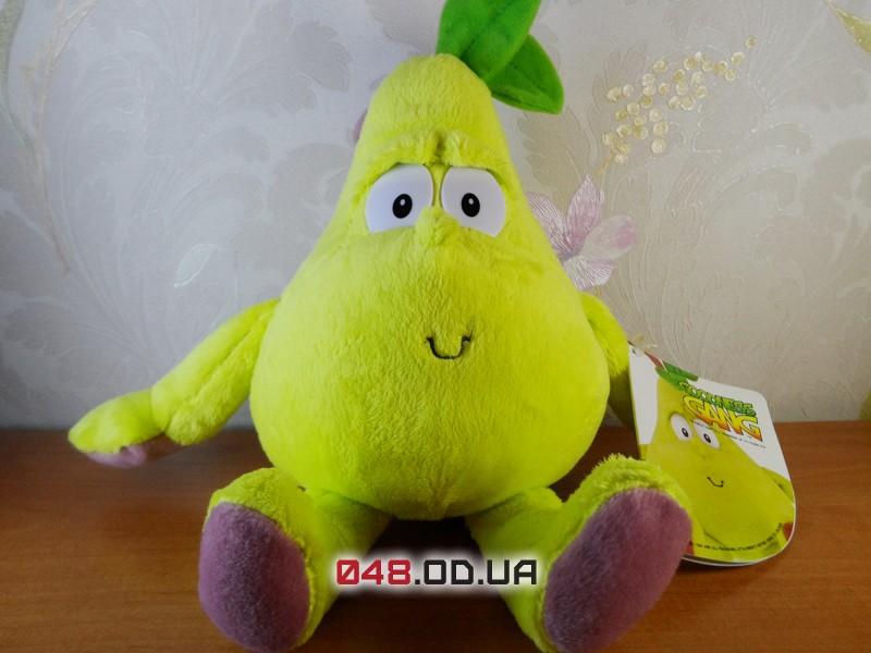 Poppy Pear, фрукт Груша мягкая игрушка Goodness Gang (коллекция 1)