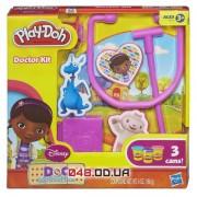 Игровой набор пластелина Play-doh Доктор Плюшева