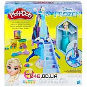 Игровой набор Play-doh Эльза Холодное сердце с троном (Enchanted Ice Palace Toy)