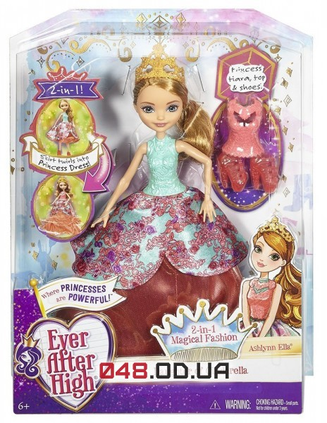 Кукла Ever After High Эшлин Элла серии
