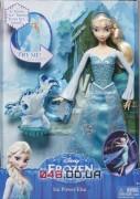 Кукла Эльза Mattel стреляет снежинками серия