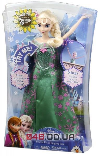 Кукла Mattel поющая принцесса Эльза