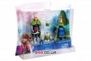 Игровой набор мини кукол Анна и Кристоф Mattel