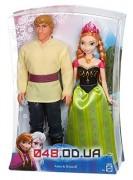 Набор кукол Mattel принцесса Анна и Кристоф  (BDK35)