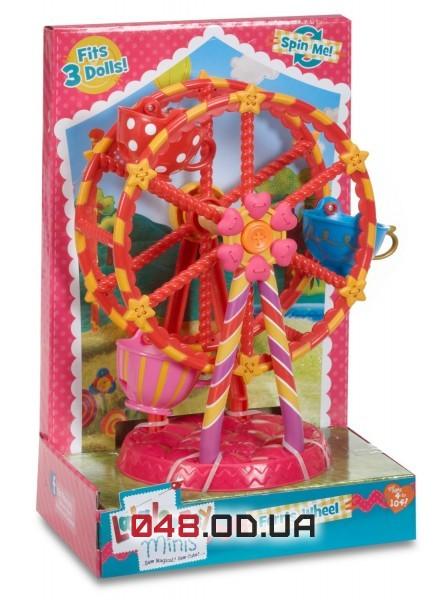 Игровой набор Lalaloopsy колесо обозрения (карусель) для мини лалалупси