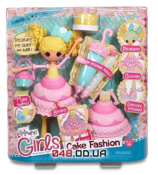 Игровой набор кукла Lalaloopsy Сластена Сладкая фантазия с аксессуарами 25 см