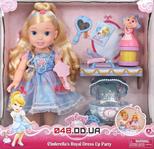 Набор Jakks Pacific кукла принцесса диснея Золушка в детстве