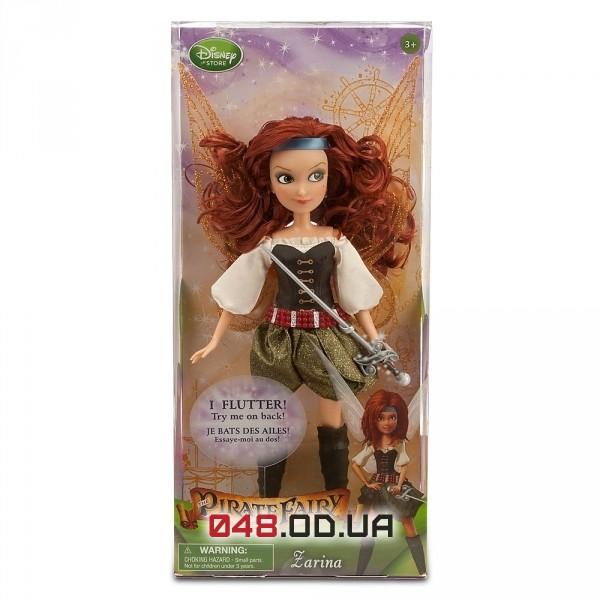 Кукла фея-пират Зарина Disney классическая
