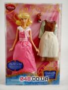 Кукла Дисней поющая Золушка + платье и персонаж мультфильма (выпуск 2013 г.)