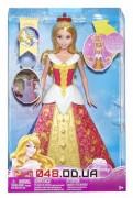 Кукла Mattel принцесса Аврора в волшебном платье (крутится и меняет цвет)