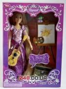 Набор Deluxe Кукла поющая принцесса Дисней Рапунцель с аксессуарами на англ.языке