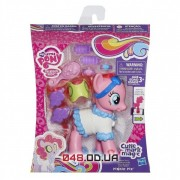 My Little Pony Пинки Пай Hasbro. Модница с аксессуарами, оригинал