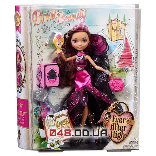 Кукла Ever After High Браер Бьюти из серии День Наследия (Briar Beauty Legacy day) BCF50
